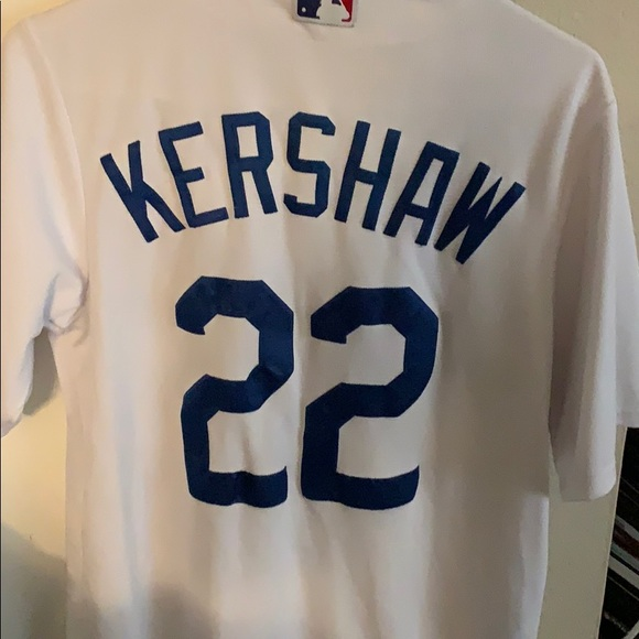 promo code 71a26 82437 Clayton Kershaw Jersey (Small)